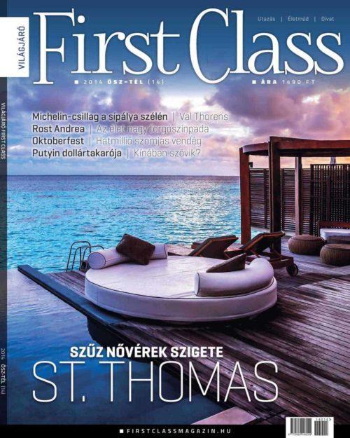 first class st. thomas