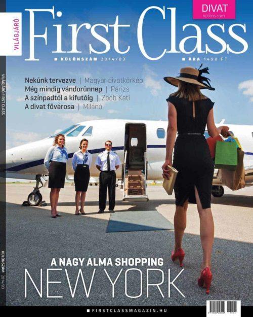 first class new york