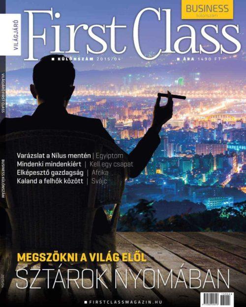 first class sztárok nyomában