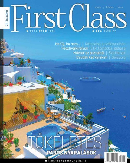 first class páros nyaralások