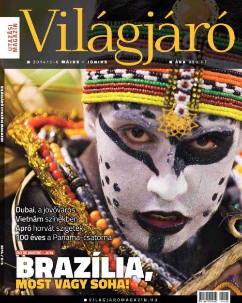 világjáró brazília