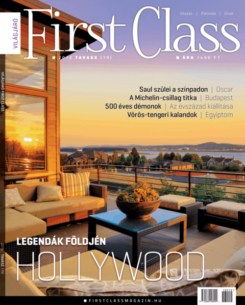 first class legendák földjén hollywood